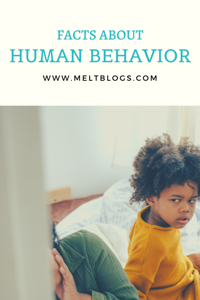 facts about human behavior