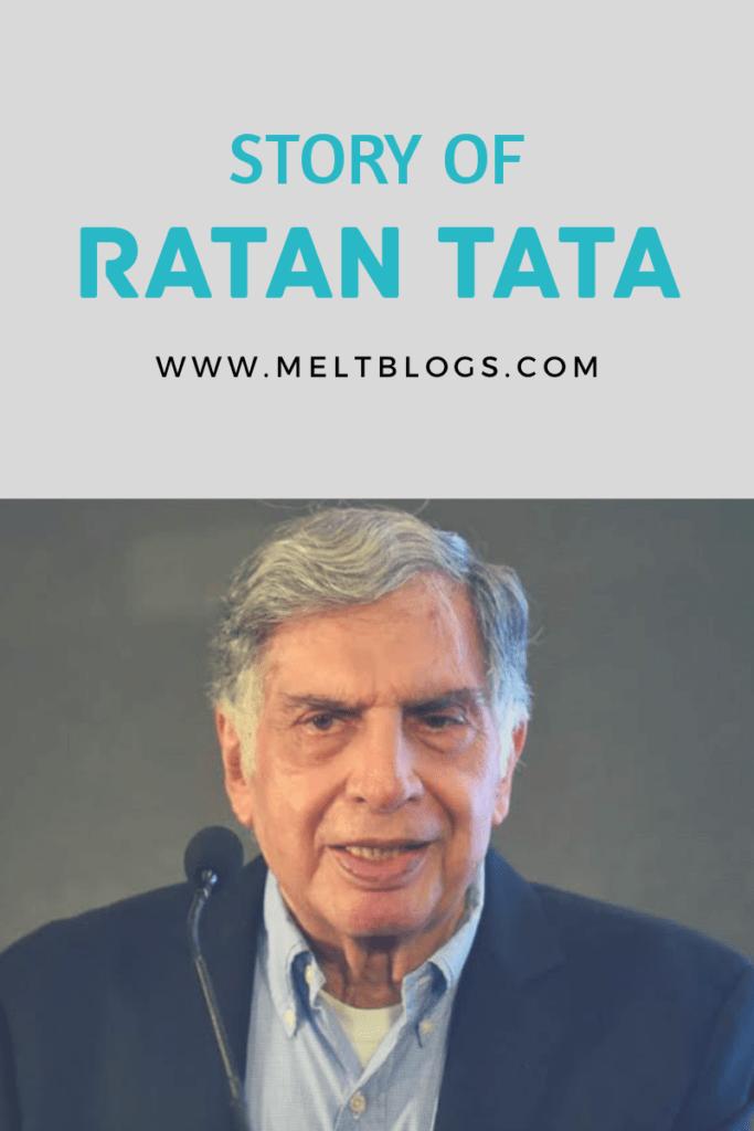 story of Ratan Tata