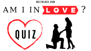 Am I in love? Quiz.